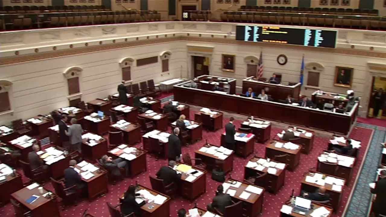 OK Lawmakers: Abortion Bill A Push To Overturn Roe Vs. Wade