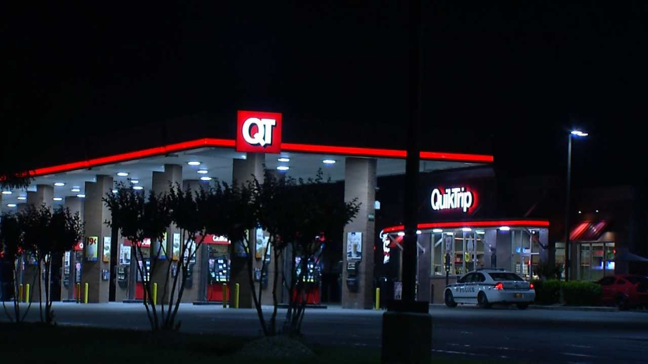 Police: Man Arrested In Two Tulsa QuikTrip Armed Robberies