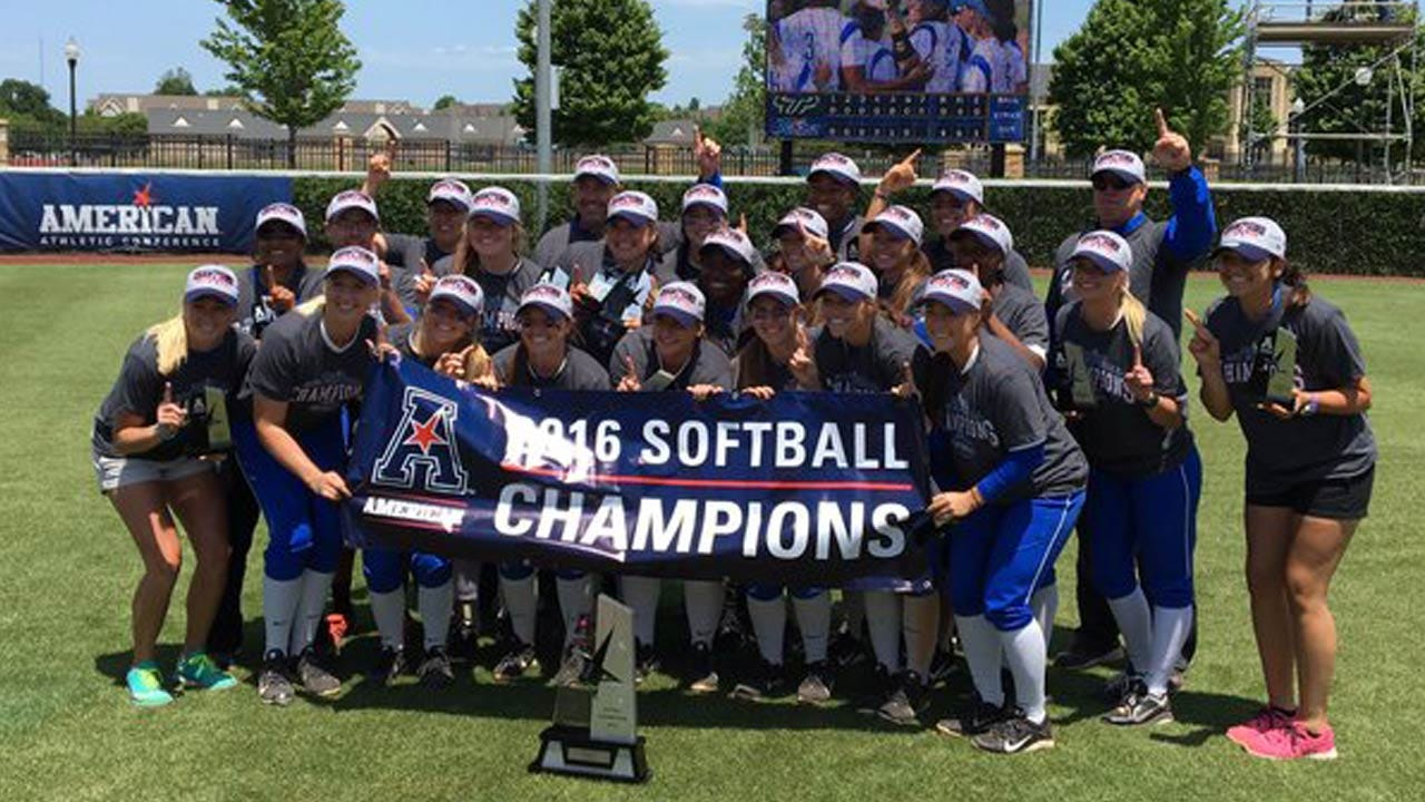 TU Softball: Golden Hurricane Players Earn NFCA All-Region Honors