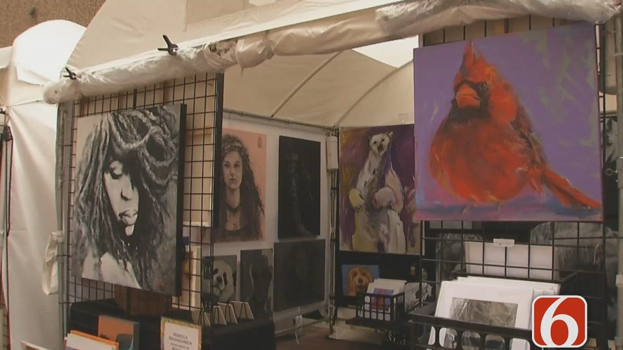Tulsa Hopping This Weekend With Art, Music Festivals