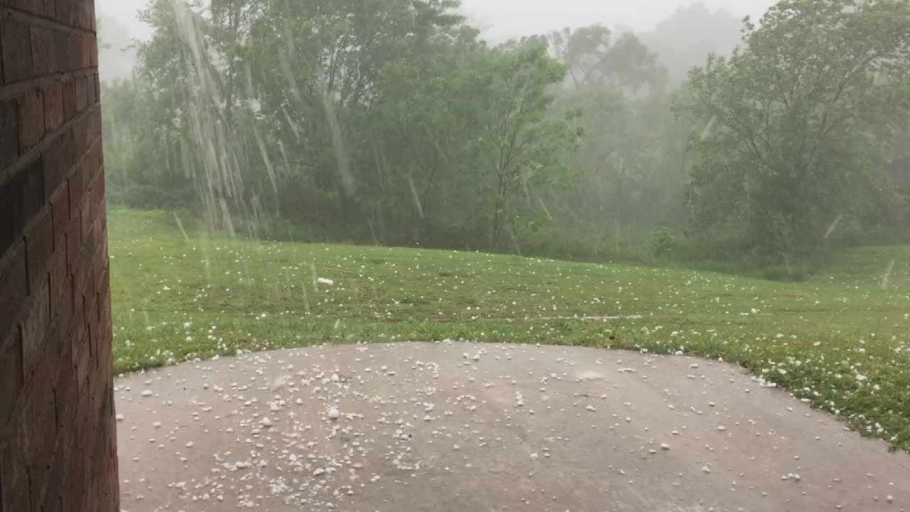 Hailstorm Has Green County Glass Repair, Body Shops Busy