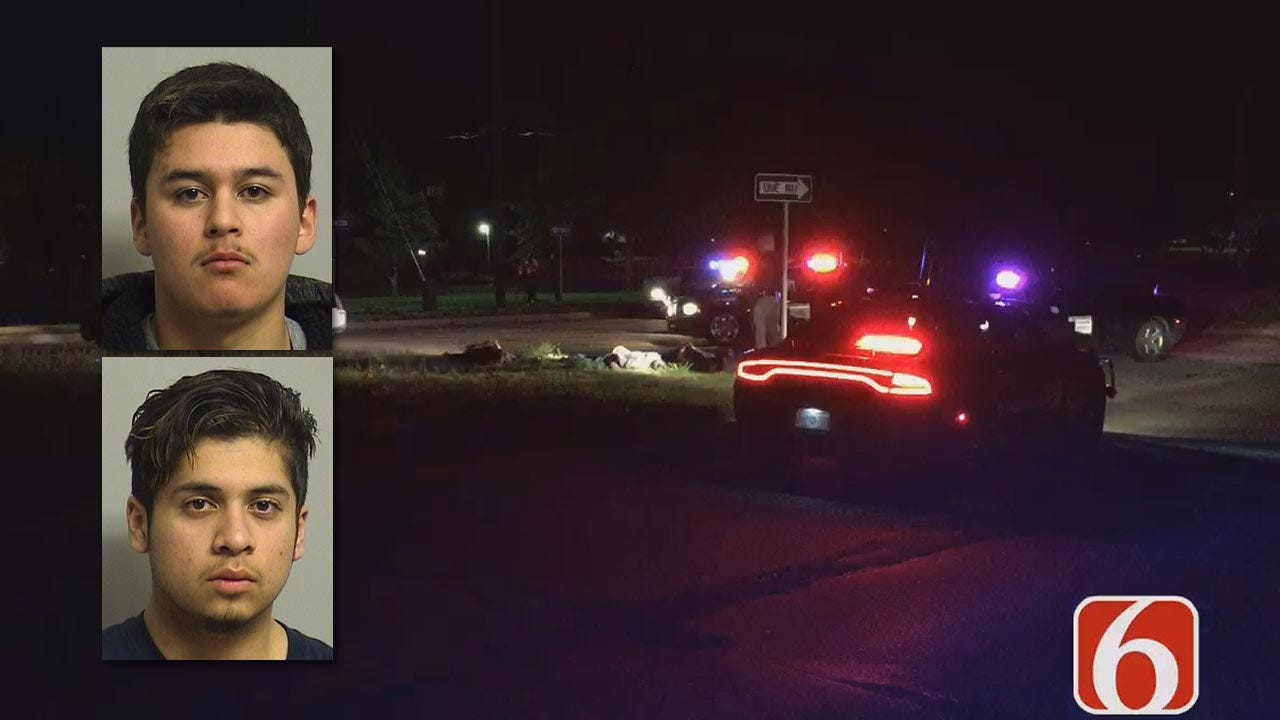 Teenager Leads OHP On Tulsa Chase, 3 Arrested