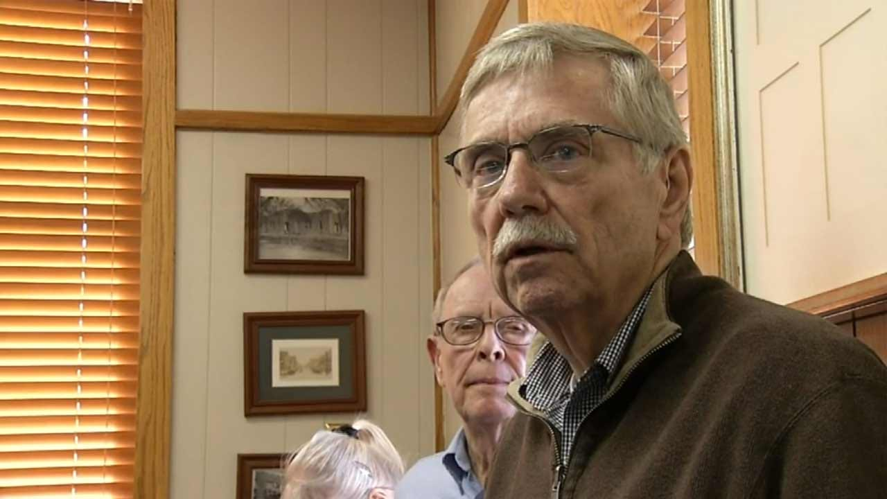 Things Get Heated At Meeting About Historic Pawhuska Building