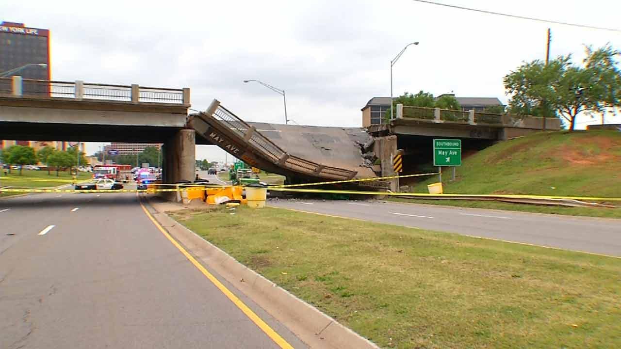 City Engineer: 'Tulsa Bridges Are Rather Healthy'