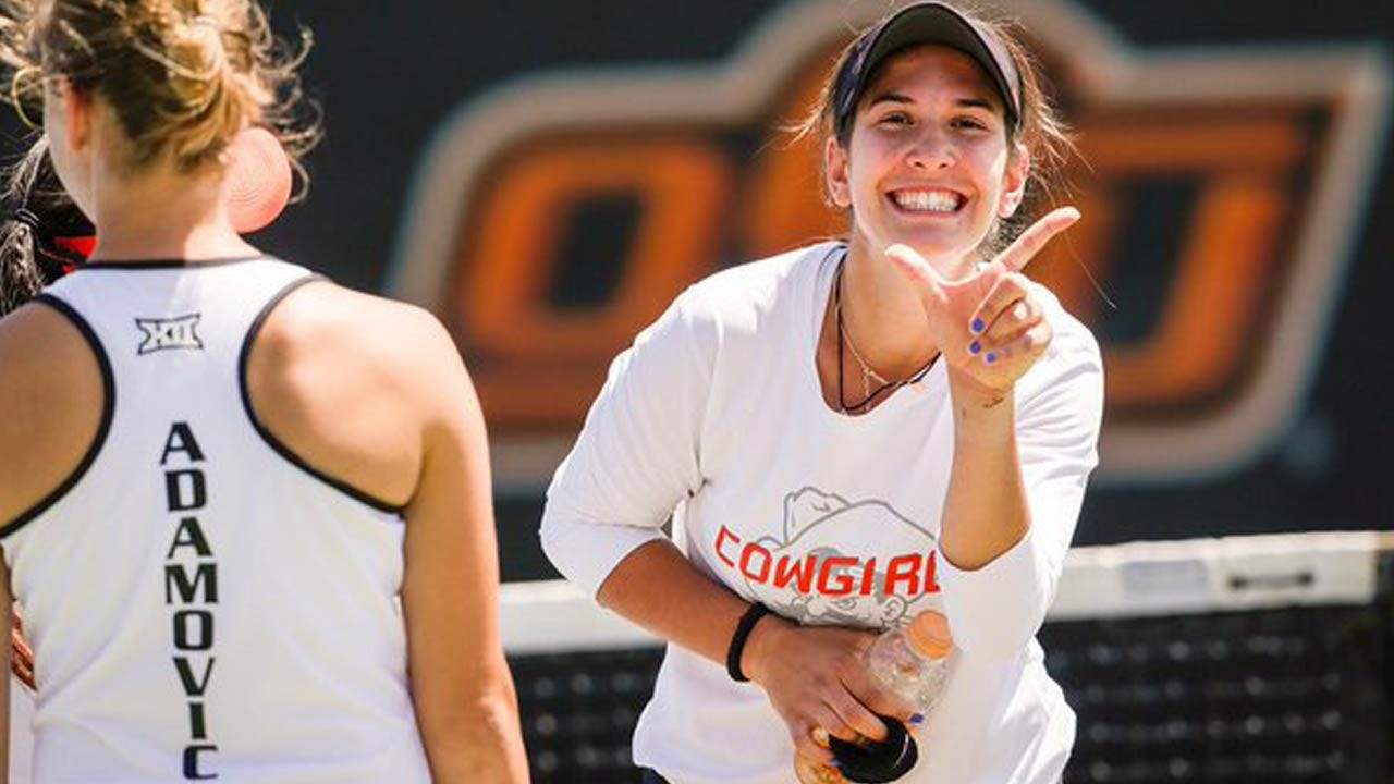 NCAA Tennis Championships: OSU Women Defeat Georgia, Punch Ticket To Elite Eight