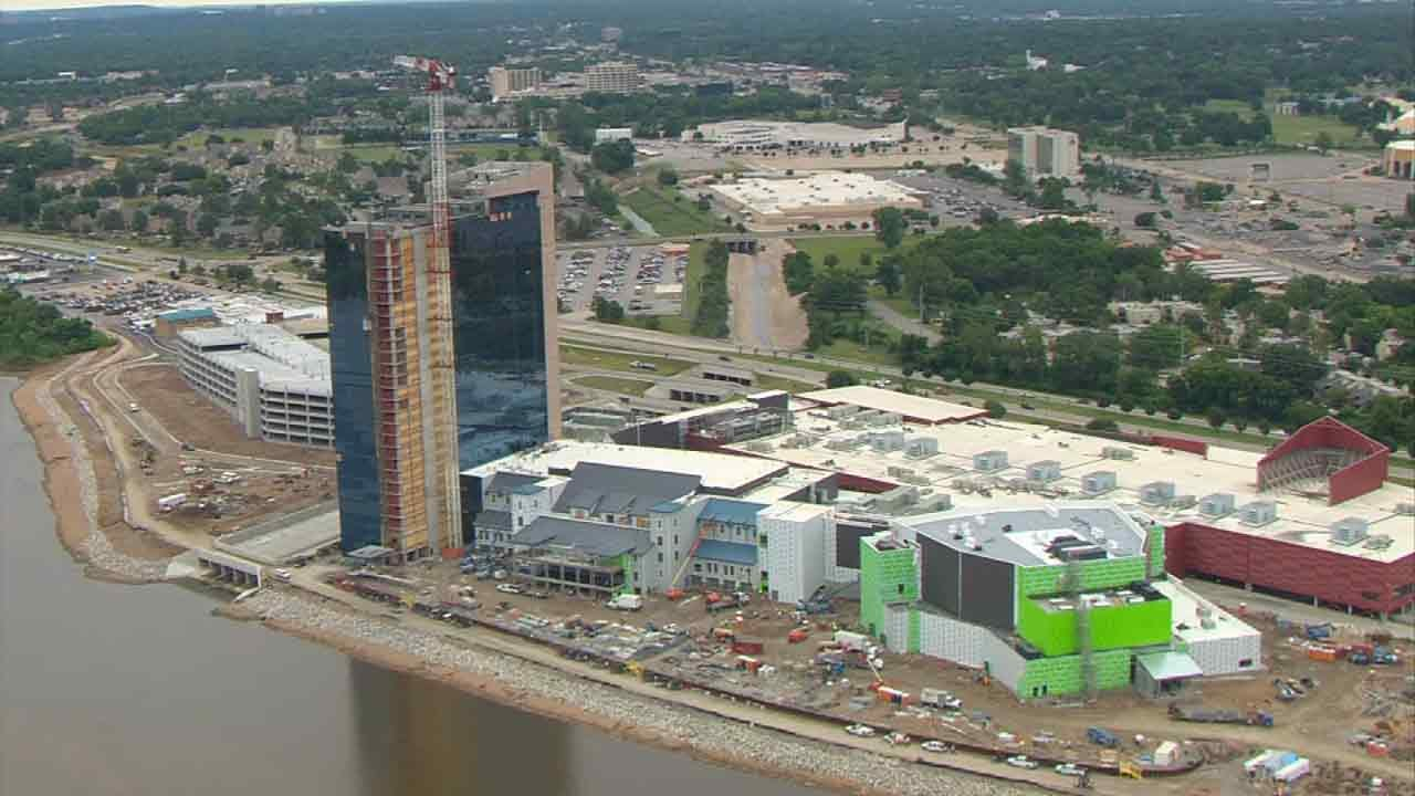 News On 6 Gets Look Inside River Spirit Casino Expansion