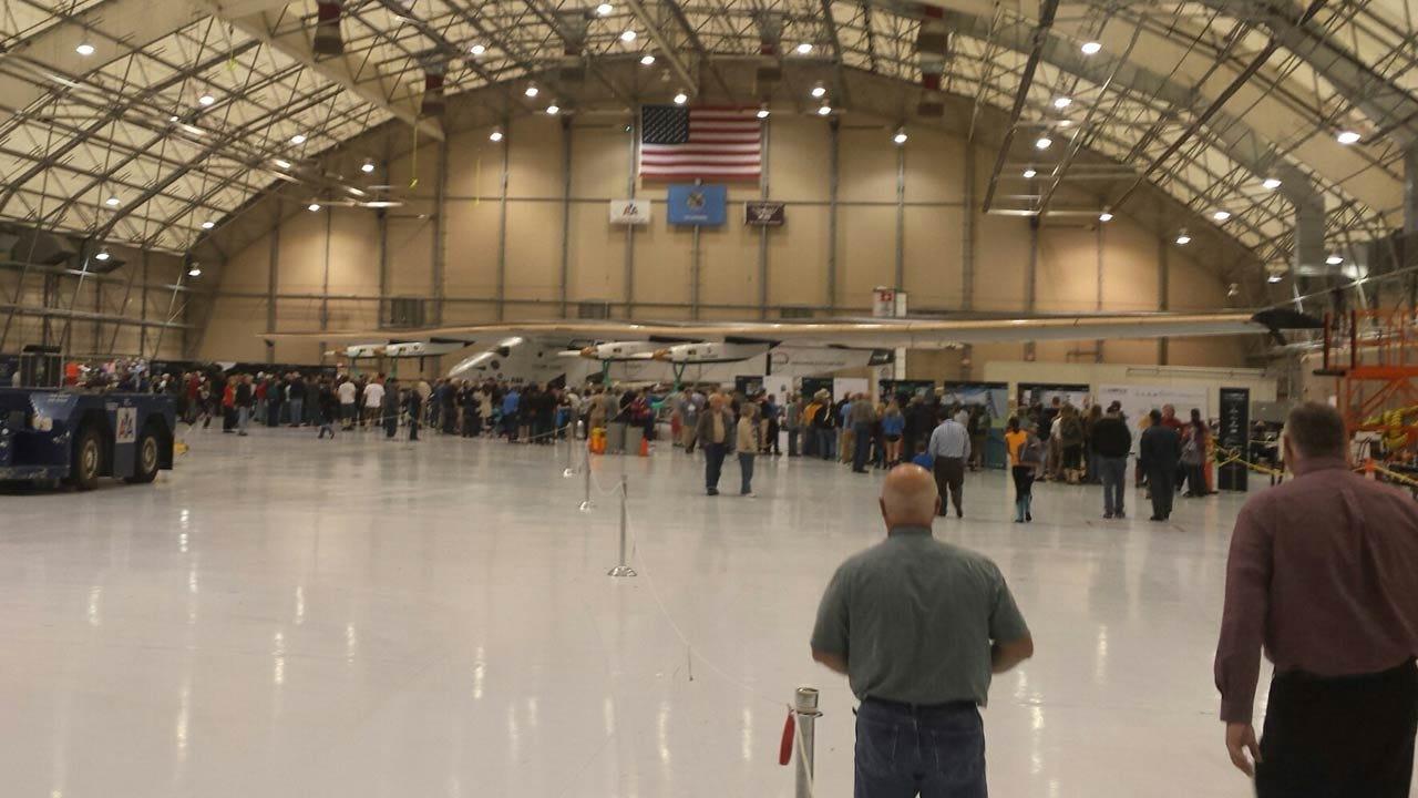 Solar Impulse 2 Announces Tulsa Departure