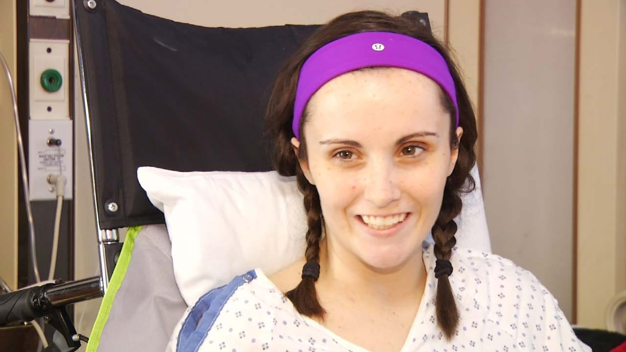 Tulsa Teen Crushed By Concrete Column On Road To Recovery