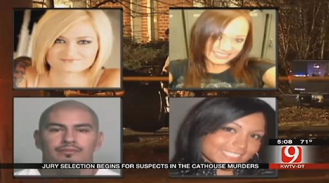 OKC Murder Trial Begins In 'Cathouse Murders'