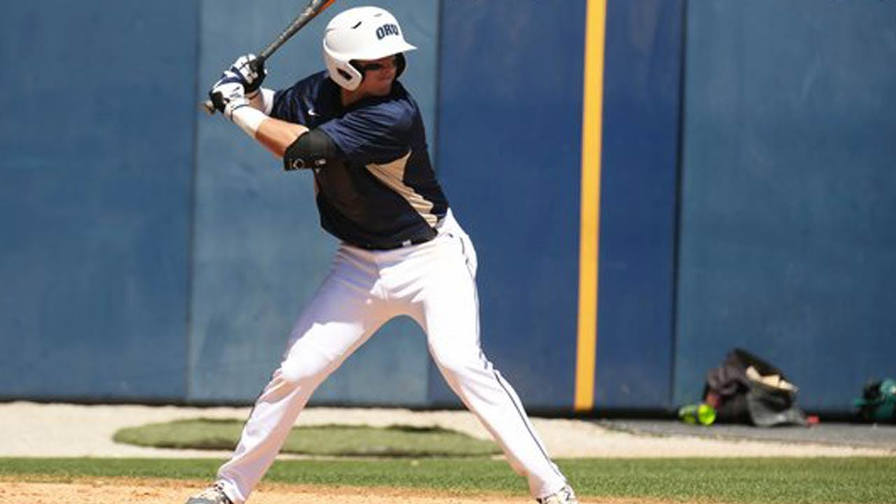 ORU Drops Series Finale At Omaha