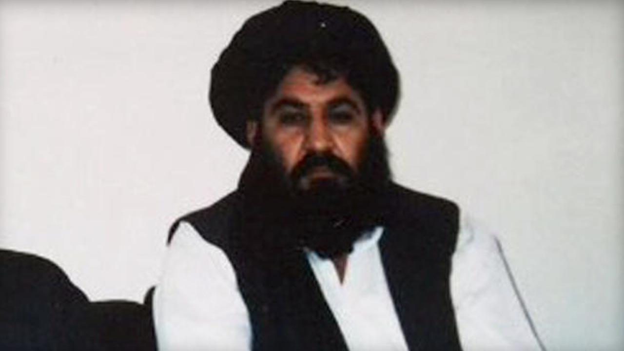U.S. Targets Taliban Leader Mullah Mansour In Airstrike