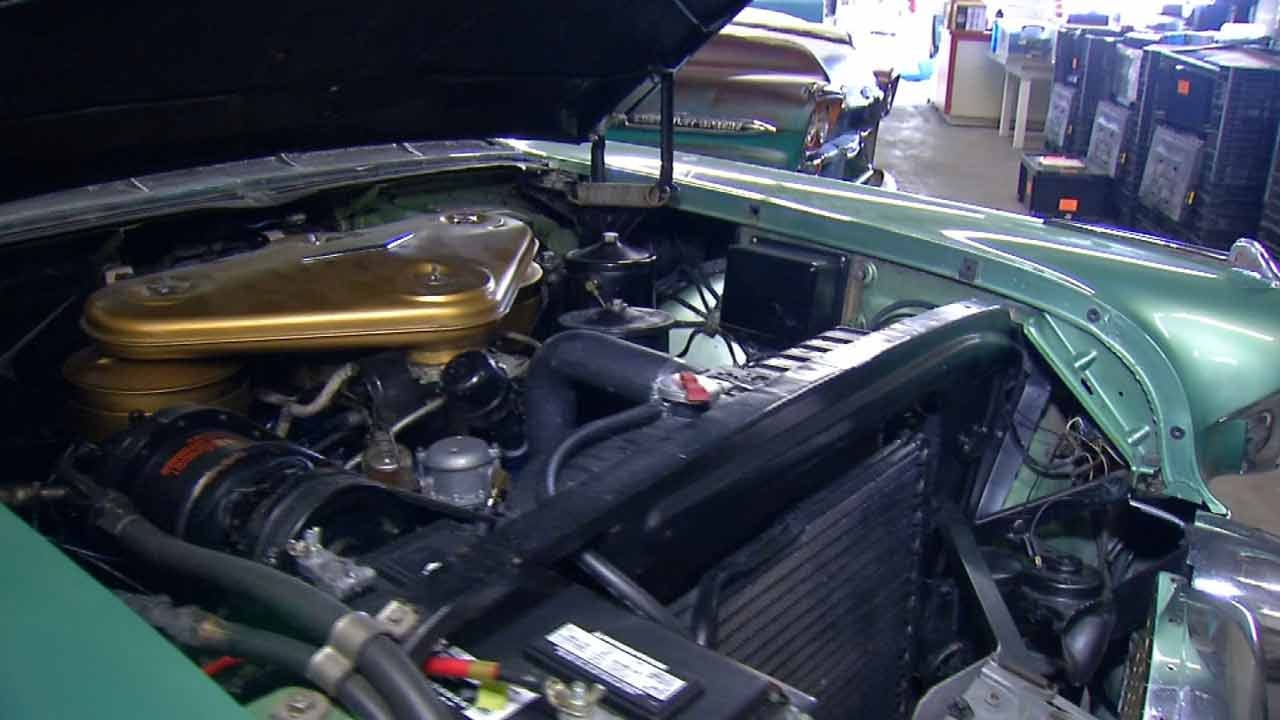 1957 Cadillac Up For Grabs At Leake Car Auction