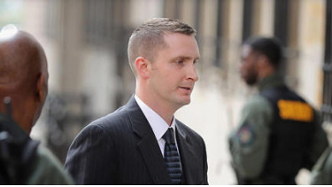Officer In Freddie Gray Case Found Not Guilty