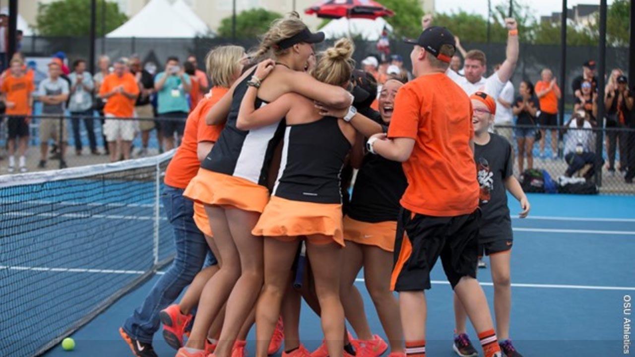 OSU Women's Tennis Team Advances To National Title Match