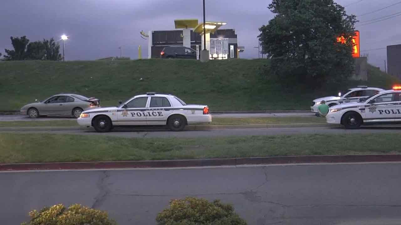 Tulsa Police Make Two Arrests While Investigating Car Burglaries