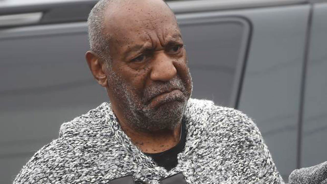 Bill Cosby Ordered To Stand Trial In Sex Assault Case