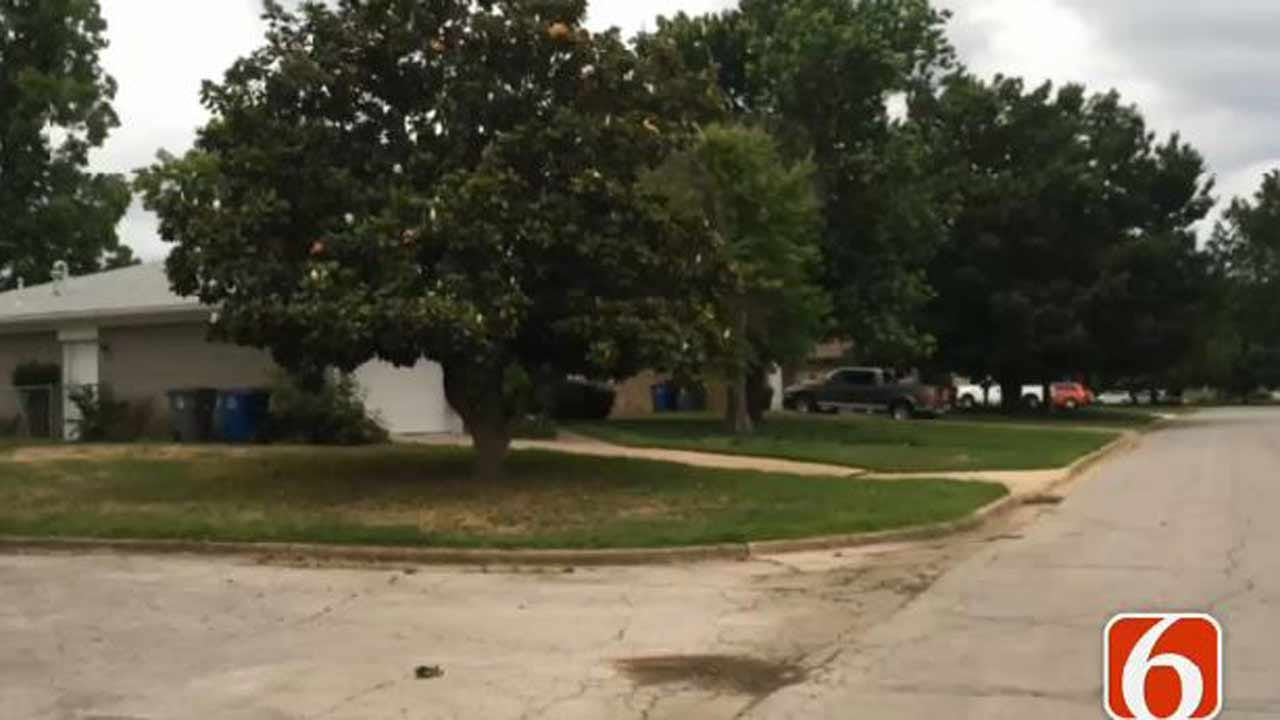 Suspect Arrested In Sunday Night Tulsa Home Invasion