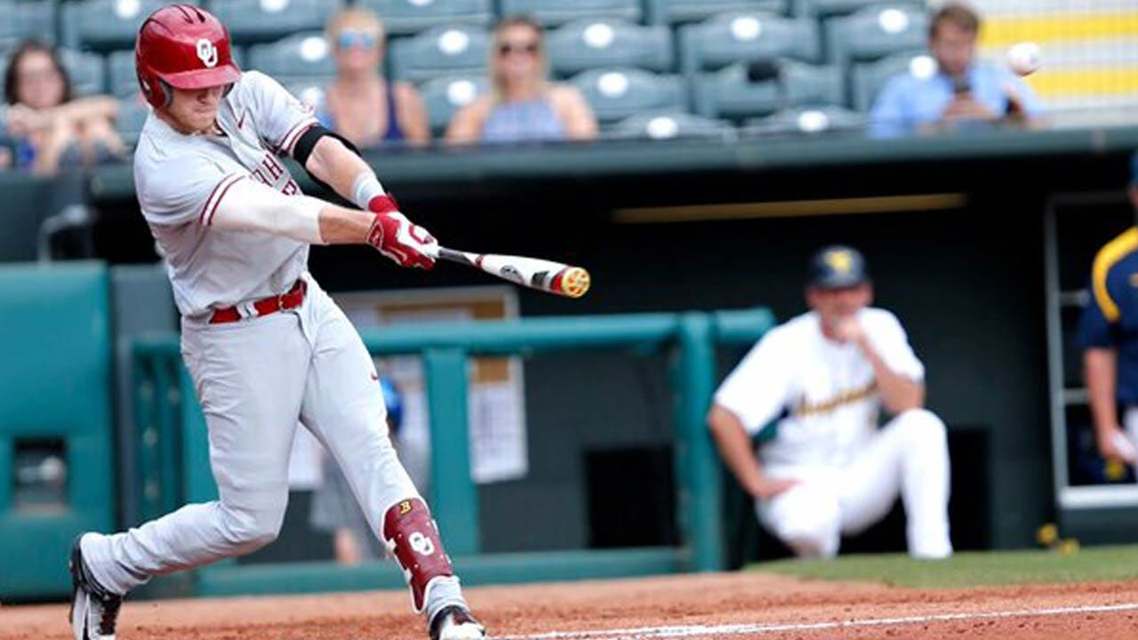 Sooners Look To Bounce Back After Shutout Loss To WVU In Big 12 Tournament