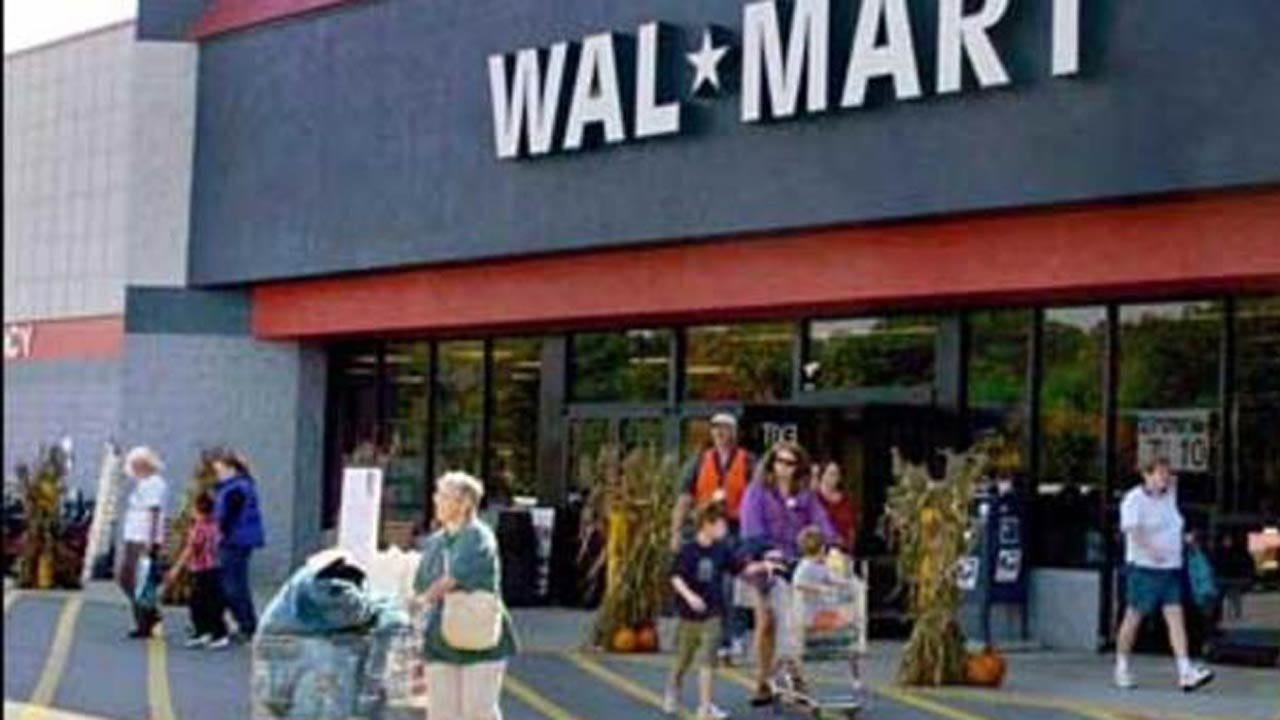 Walmart Says It Has Hired Thousands Of Oklahoma Vets Since 2013