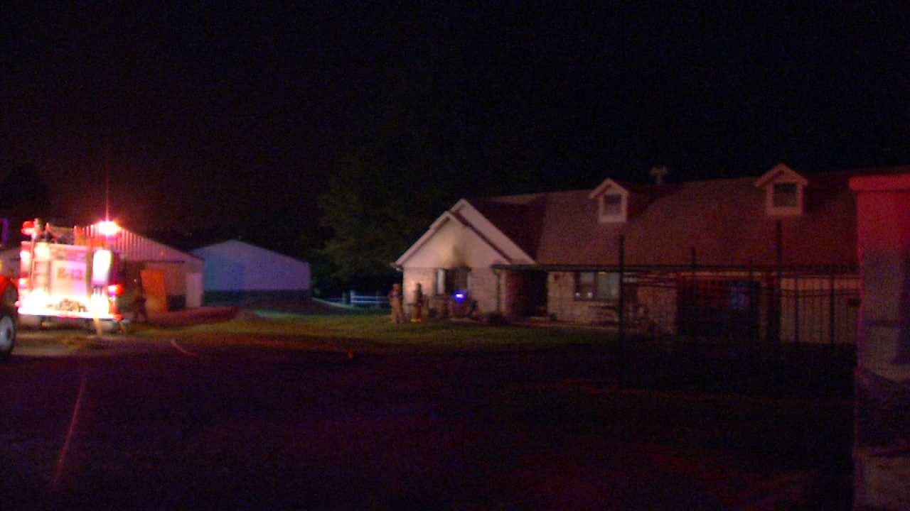 Cause Of Tulsa County House Fire Under Investigation