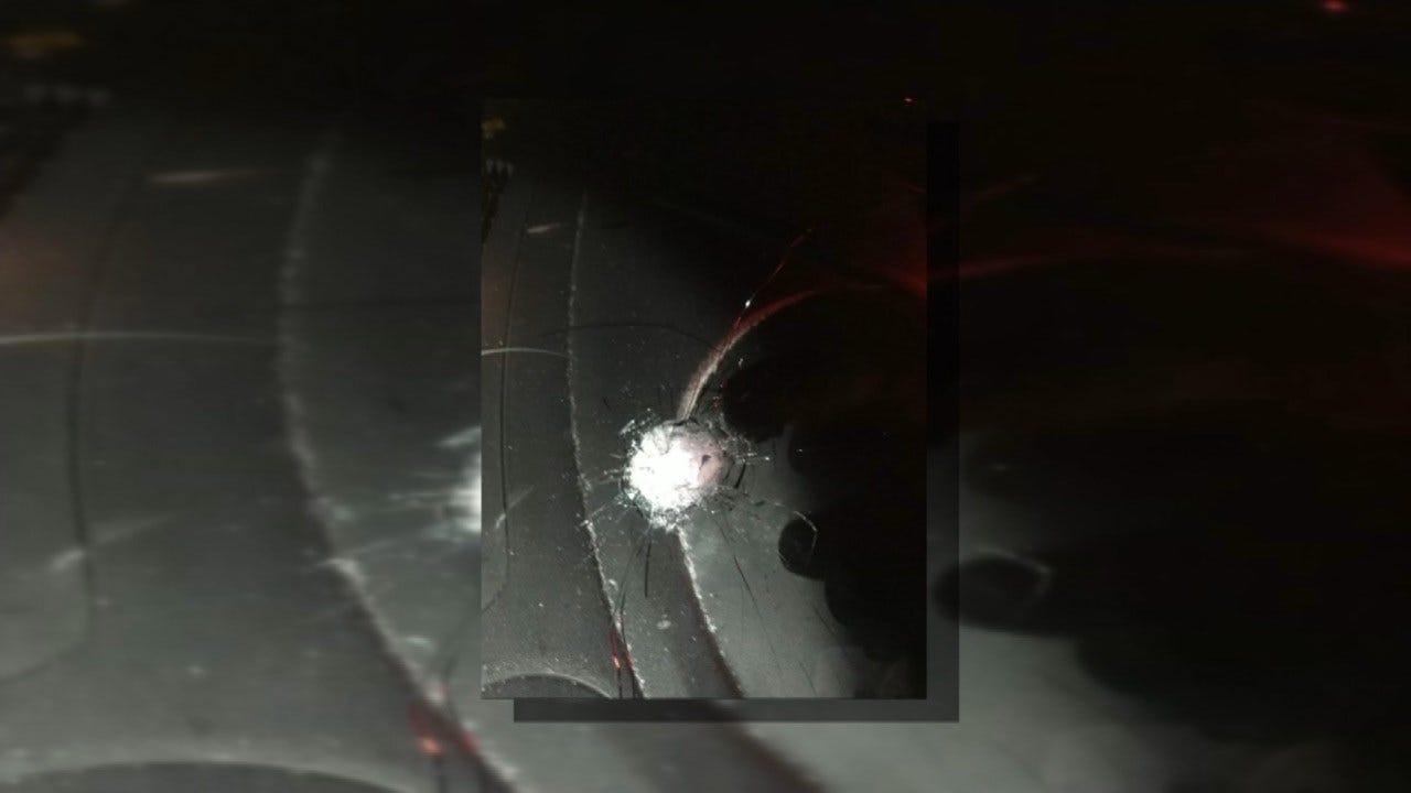 Man Shot In Face In Verdigris Road Rage Incident