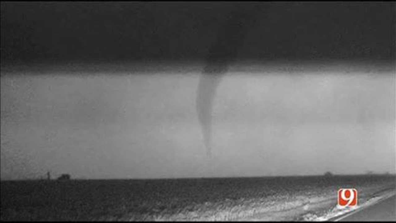 Northern Oklahoma Tornadoes Blamed For Train Derailment