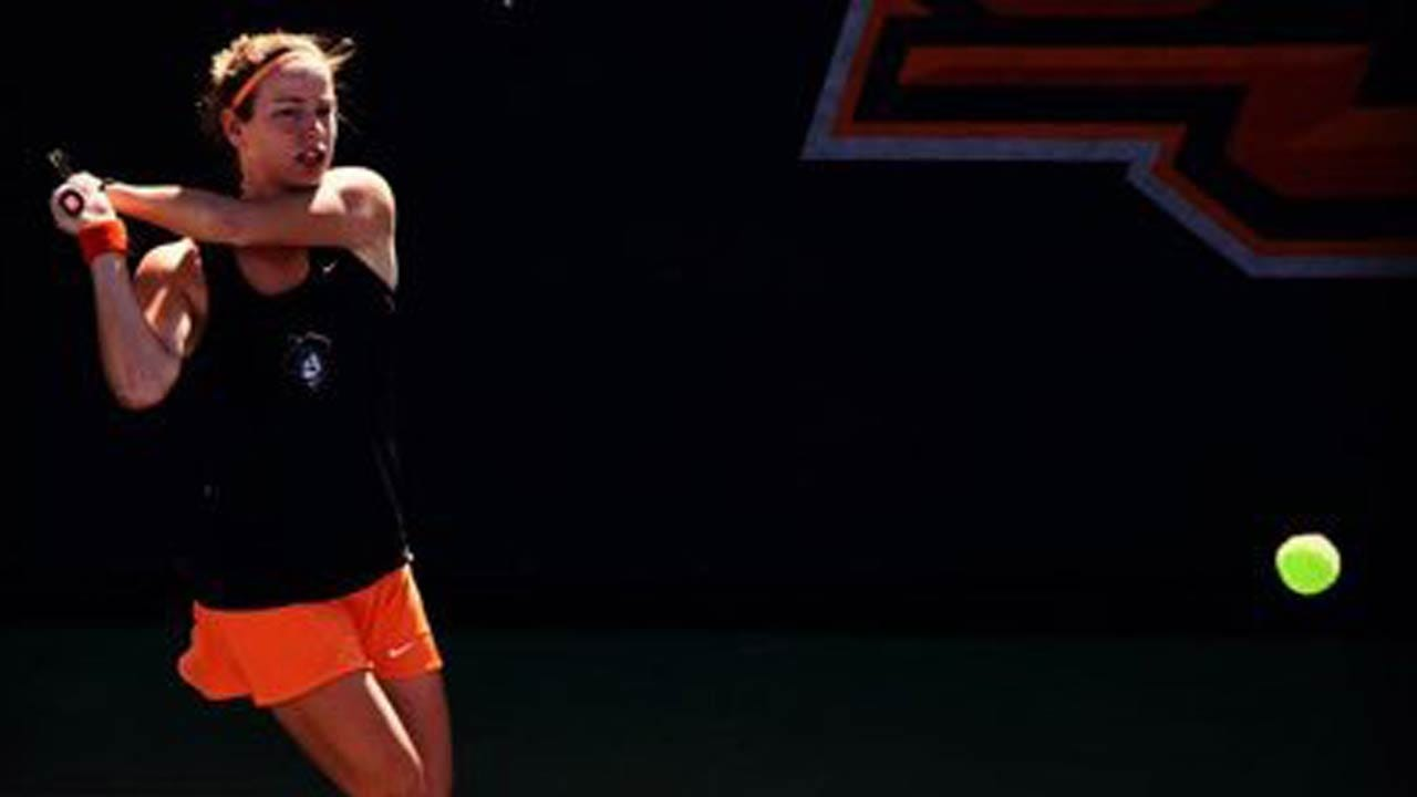 OSU's Adamovic Advances To Sweet 16 In NCAA Tennis Singles