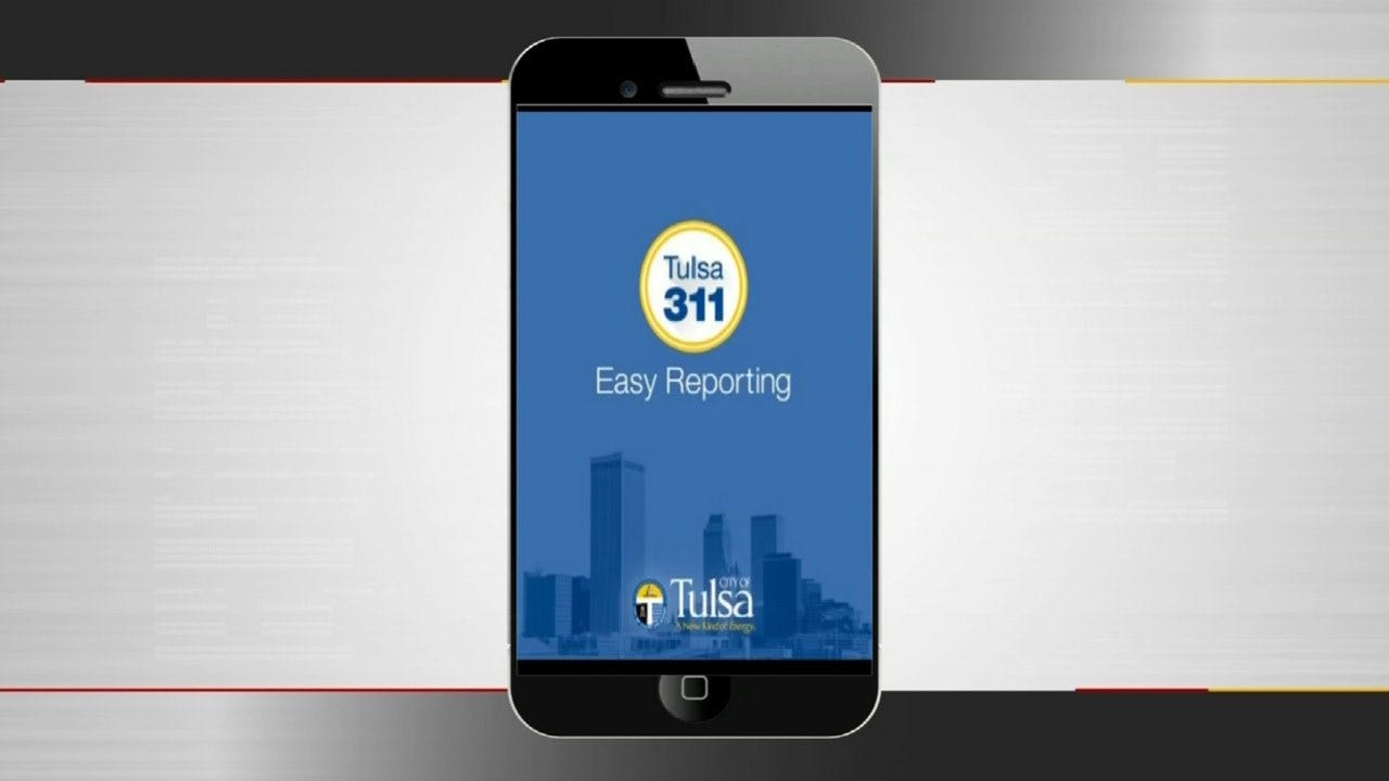 Tulsa's 'Customer Care' Could See Relief With New App, Phone Service