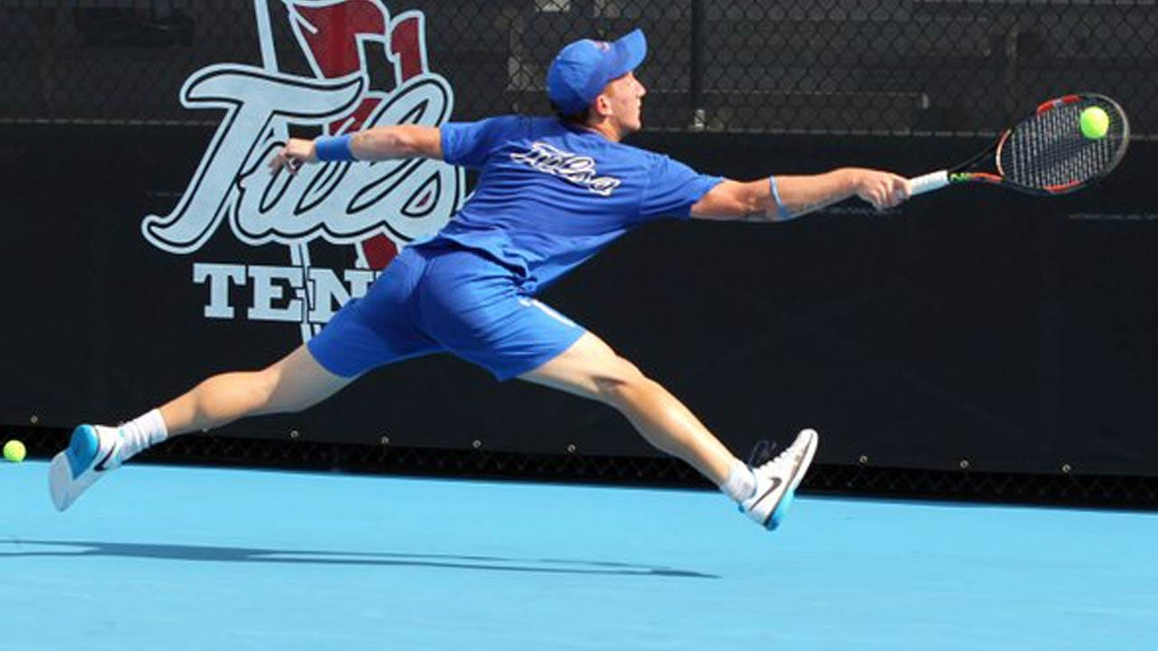 TU's Or Ram-Harel Falls In Second Round Of NCAA Men's Tennis Singles Championship