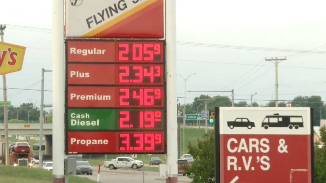 Low Gasoline Prices Lead To More Holiday Driving