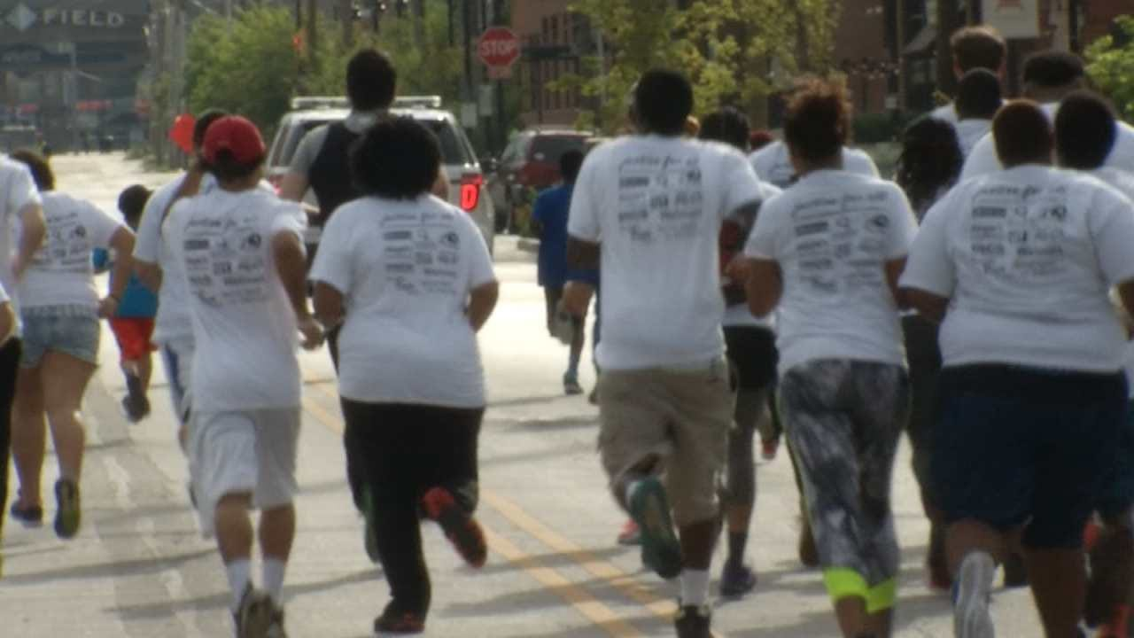 Running Group Sends Message As Anniversary Of Tulsa Race Riot Nears