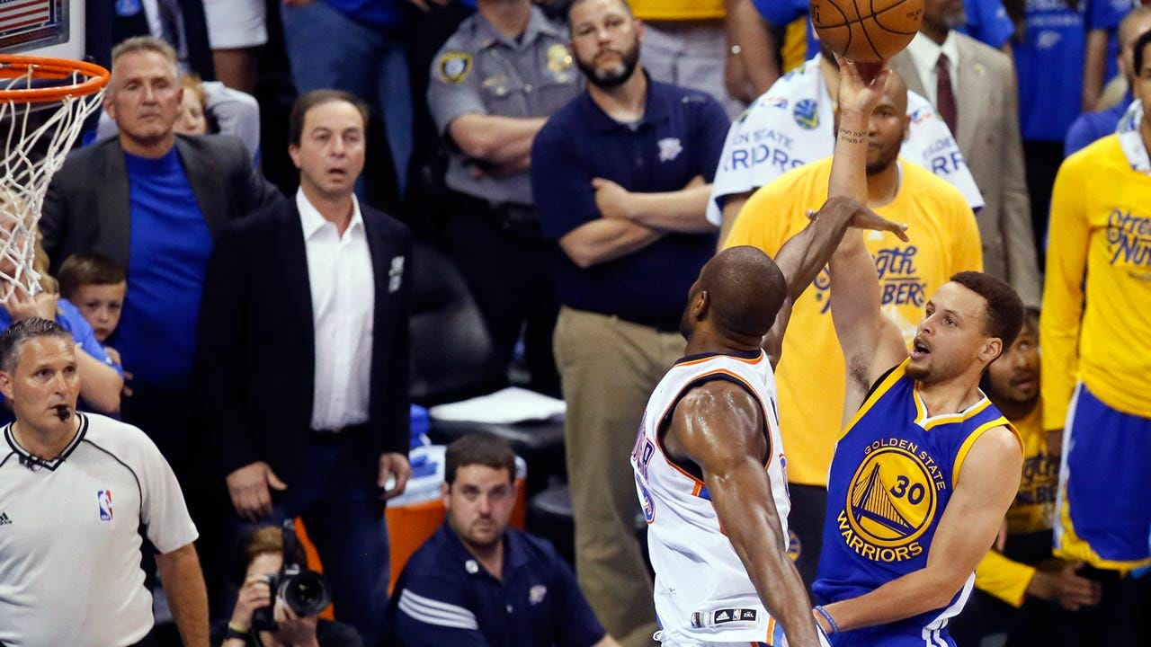 Splash Brothers Lead Warriors To Comeback Win Over OKC, Force Game 7
