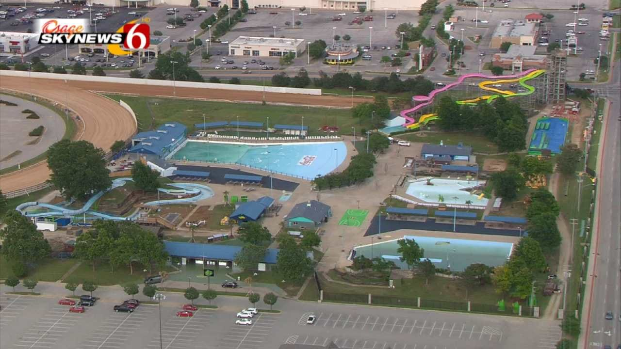 Tulsa' Safari Joe's H20 Water Park Opens For The Summer