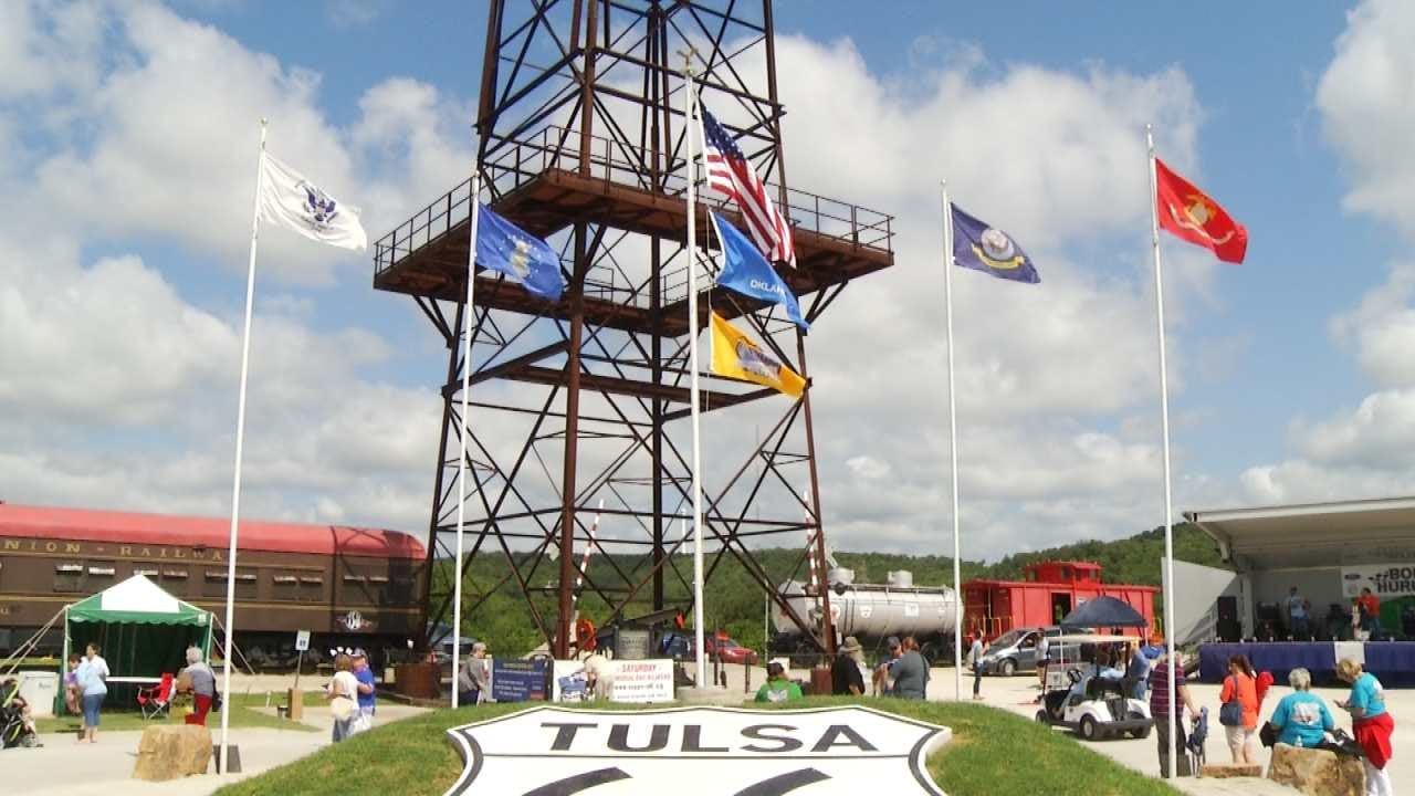 Tulsa's PatriotFest Honors Fallen Service Members Over Holiday Weekend