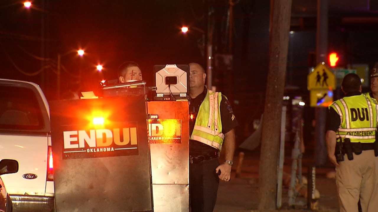 Downtown DUI Checkpoint Nets Several Arrests