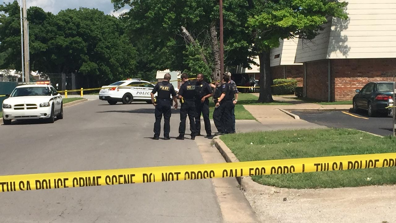 Shooting Victim Critical In Tulsa Hospital