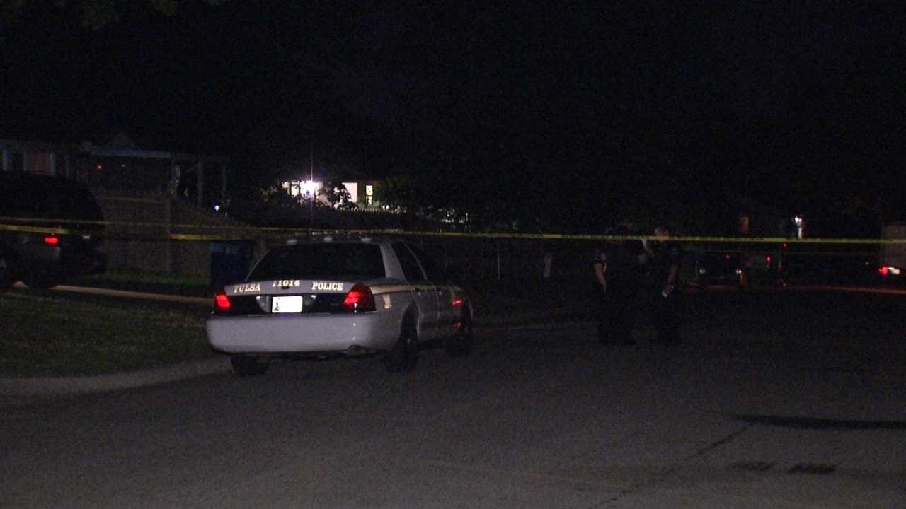 Tulsa Man Sent To Hospital After Overnight Shooting