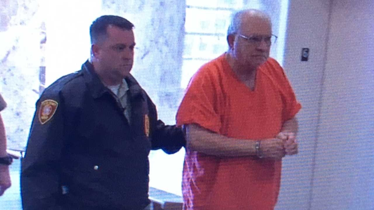 Judge Denies Bail For Former Reserve Deputy Bob Bates