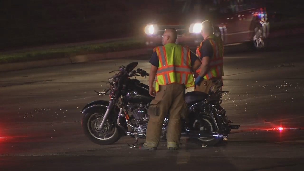 Police Name Woman Killed In Tulsa Crash, Driver Who Hit Her Car
