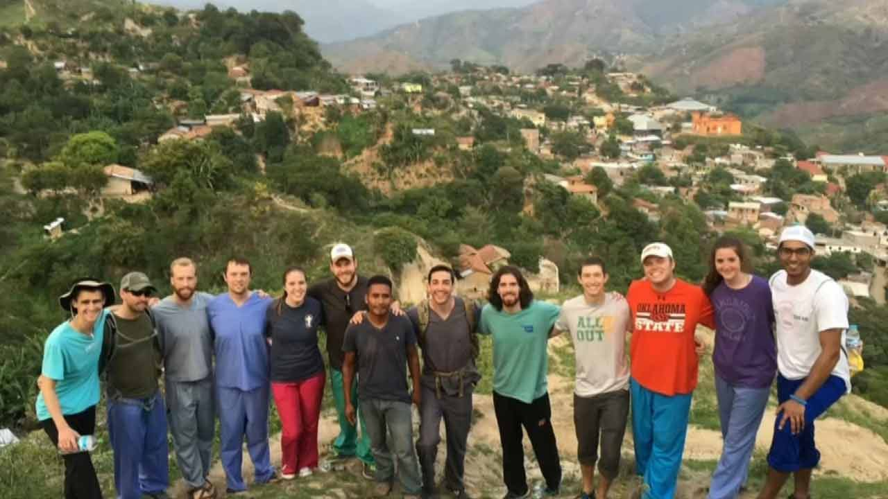 Doctors Providing Care In Rural Mexico Return To Oklahoma