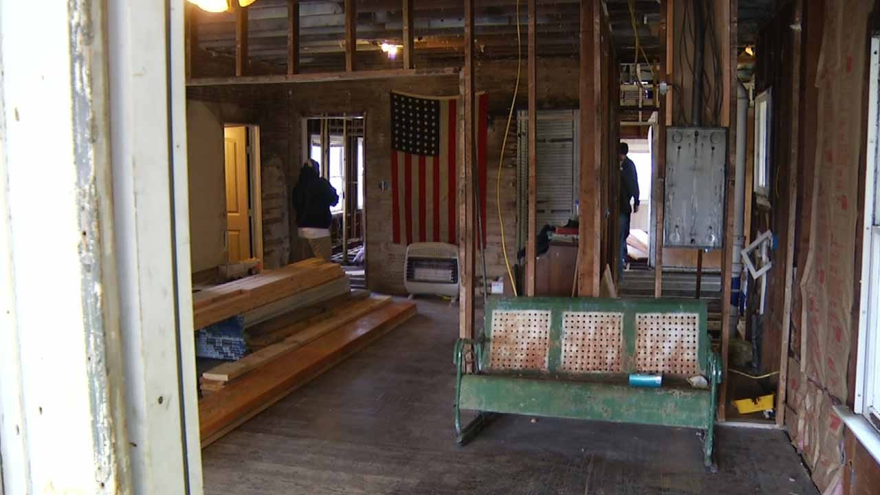 Renovations To Turn 'The Outsiders' House Into Museum Continue