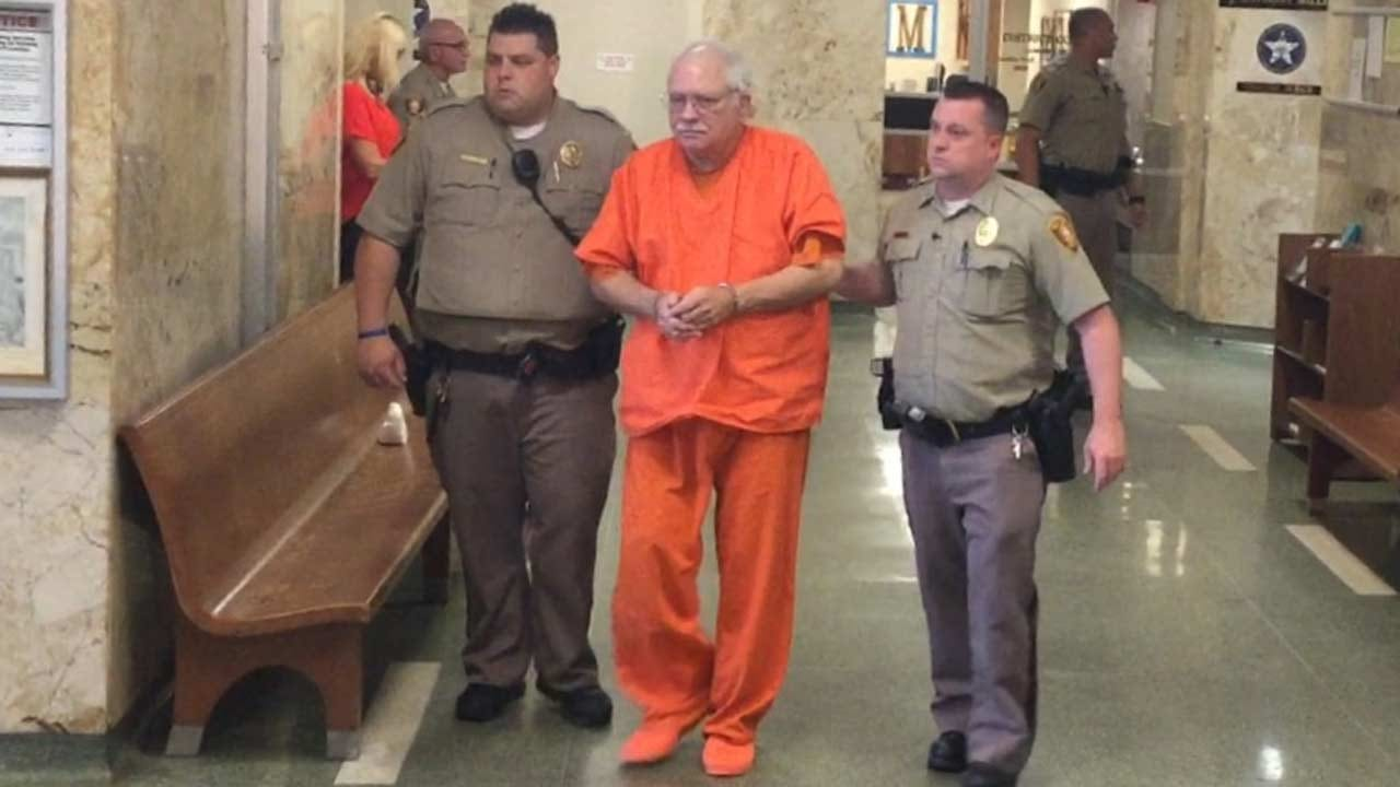 Four Years In Prison For Former Tulsa County Reserve Deputy Bob Bates