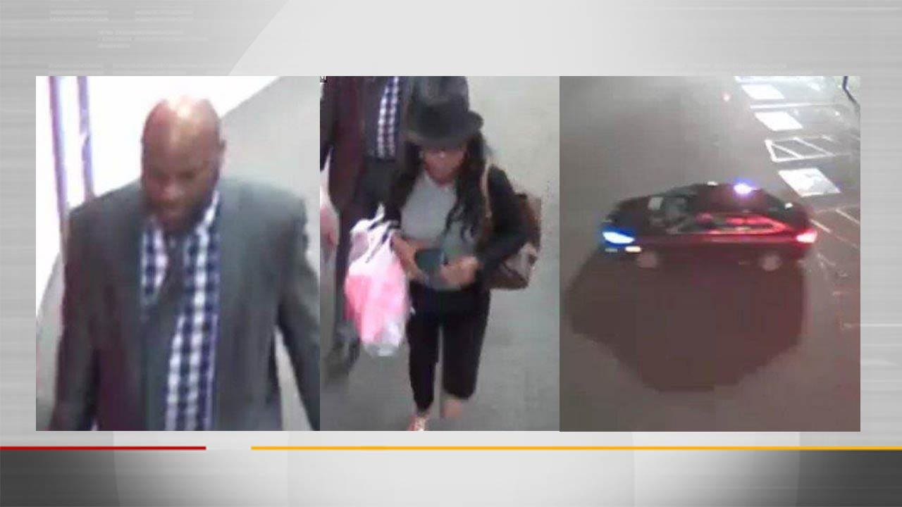 Police Look To Identify Persons Of Interest In Credit Card Theft