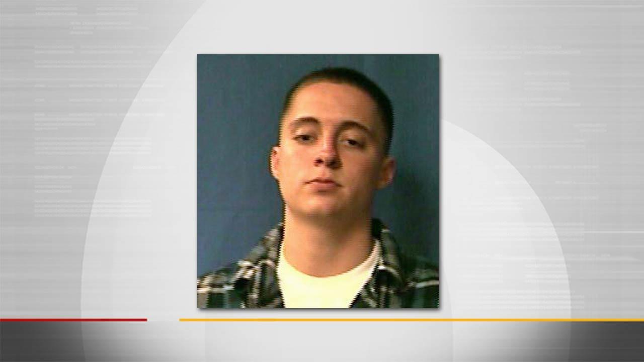 Tulsa Burglary Suspect Found Asleep In Woman's Closet
