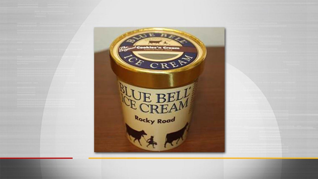 Blue Bell Voluntarily Recalls Mislabeled Product For Potential Allergy Concerns