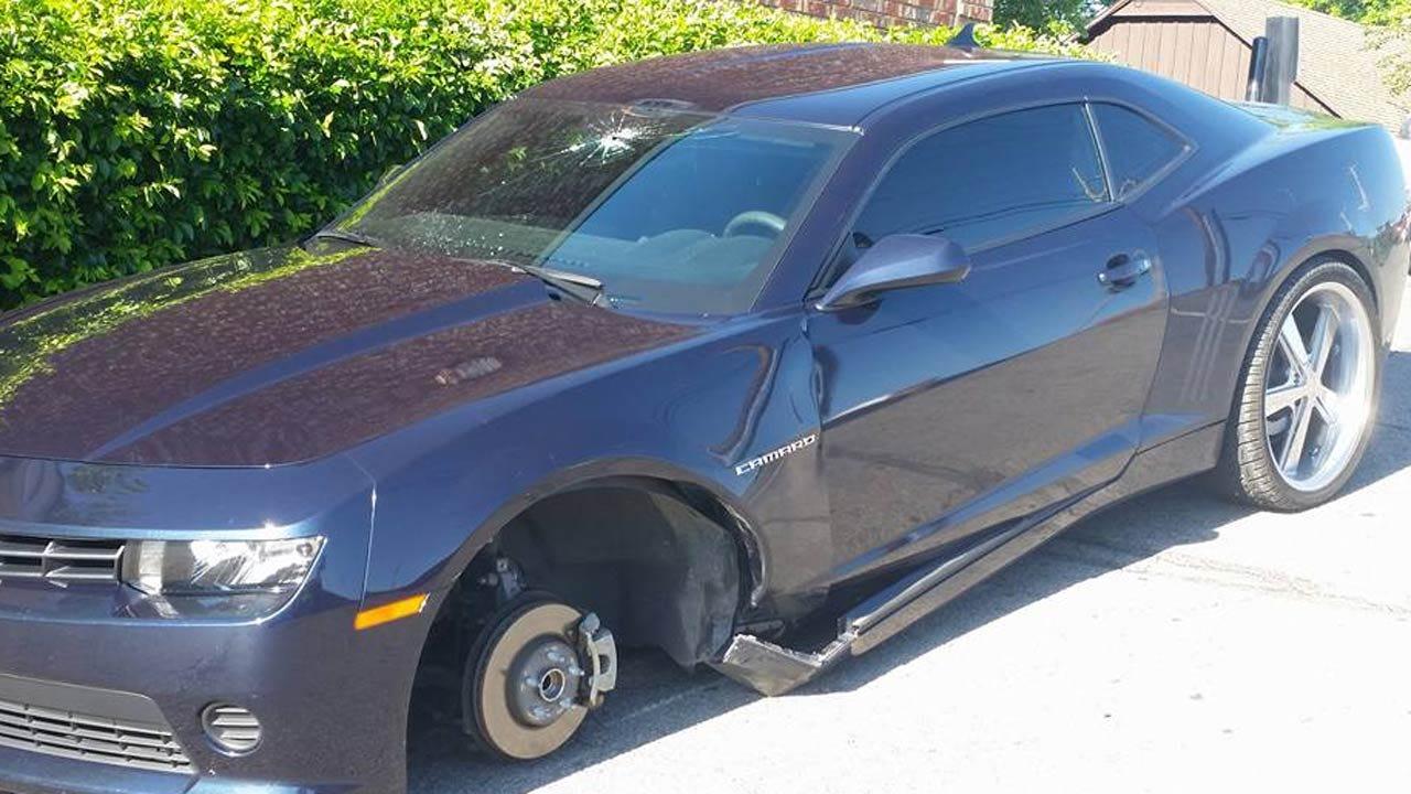 Car Recovered After Midtown Tulsa Carjacking