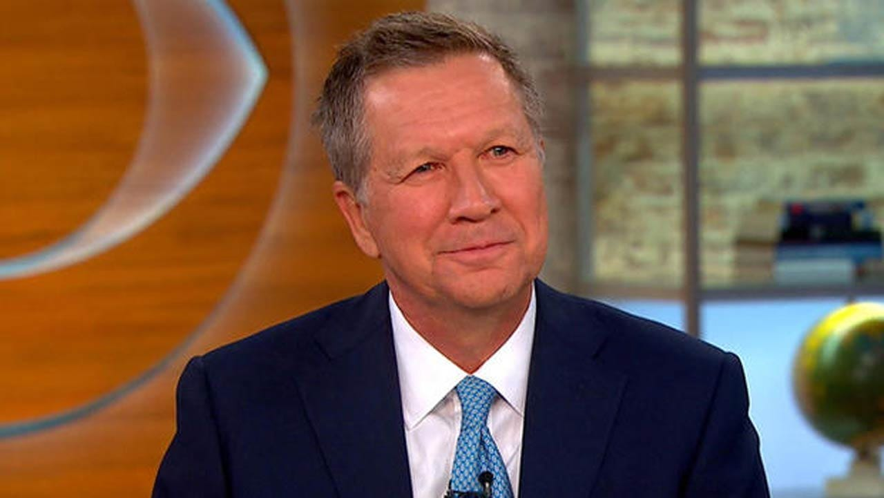 GOP's John Kasich To End Presidential Campaign
