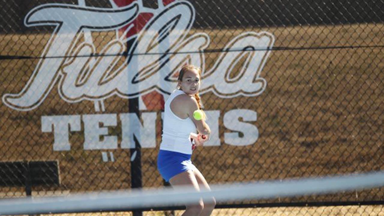 NCAA Announces Tennis Championship Brackets, Road To Tulsa Begins
