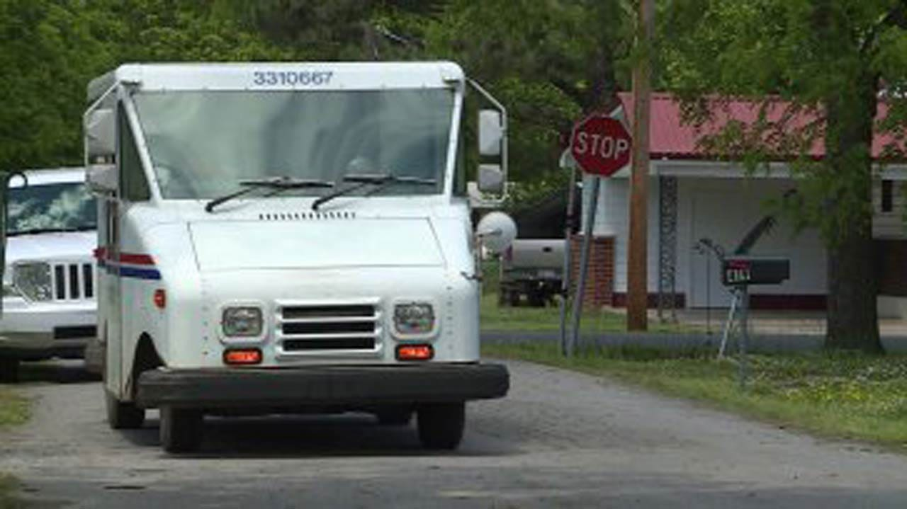 Spiro Mail Carrier Credited With Saving Elderly Woman's Life