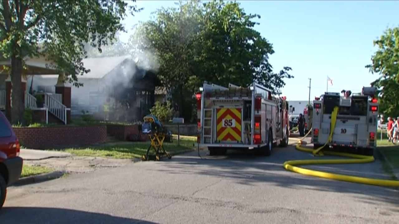 Tulsa Firefighters Investigating Separate Fires